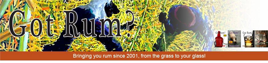 Got Rum? Magazine