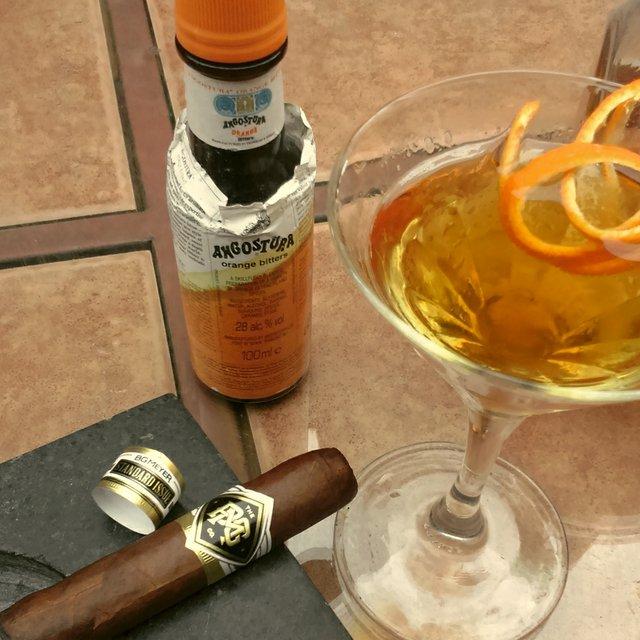 September 2015 Cigar and Rum Pairing