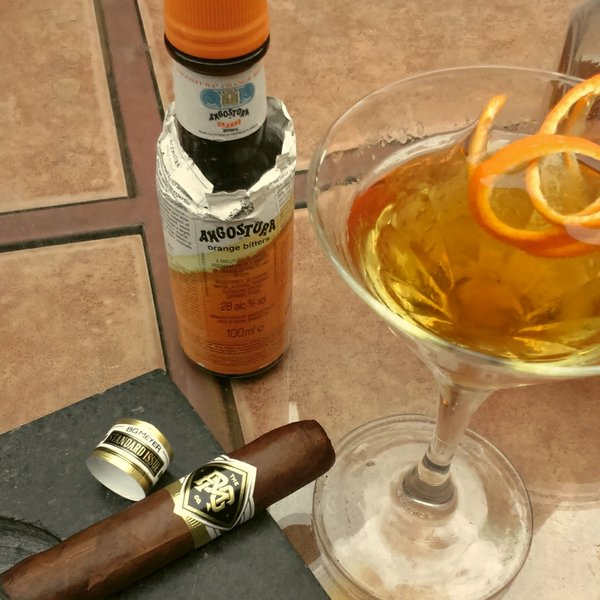 September 2015 Cigar and Rum Pairing