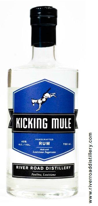 Kicking Mule Handcrafted Rum