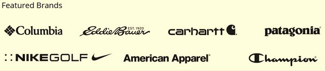Brand Names for Apparel Store