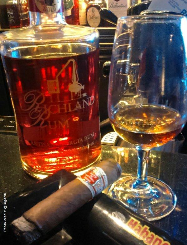 December 2015 Cigar & Rum Pairing