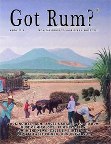 """Got Rum?"" April 2016 Thumbnail"