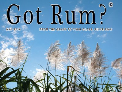 """Got Rum?"" May 2016 Featured Story"