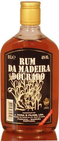 Rum da Madeira Dourado