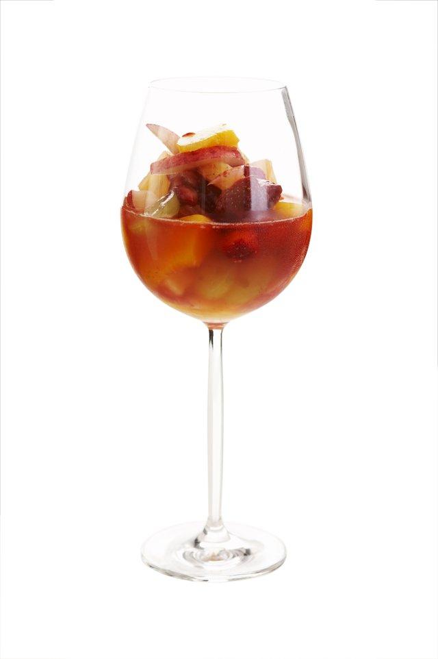 Madeira Rum Fruit Punch