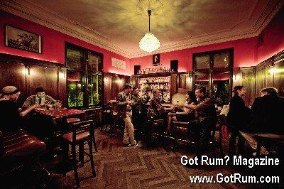 Lebensstern Bar in Berlin