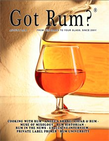 """Got Rum?"" August 2016 Thumbnail"