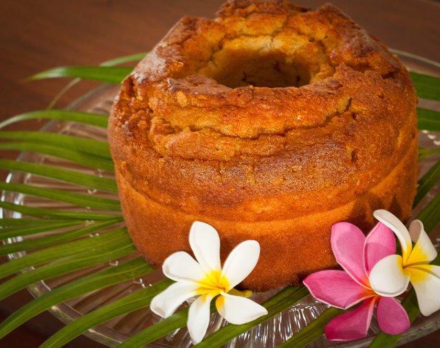 Koloa Rum Cake