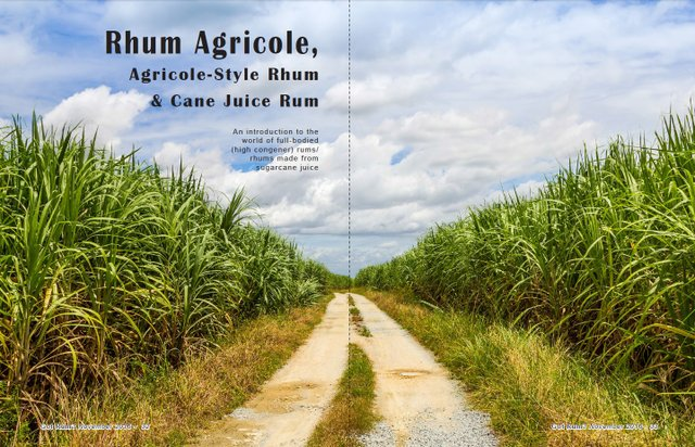 Special Feature- Rhum Agricole