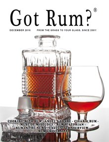 """Got Rum?"" December 2016 Thumbnail"