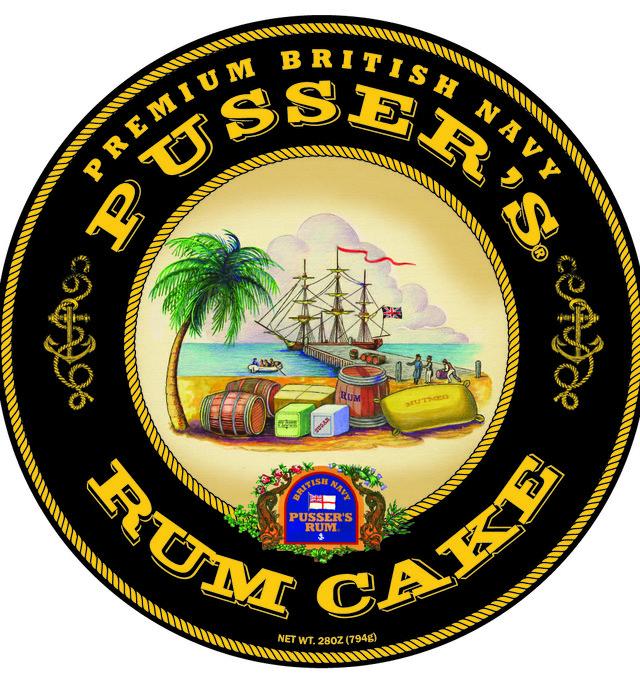 Pusser's Rum Cake