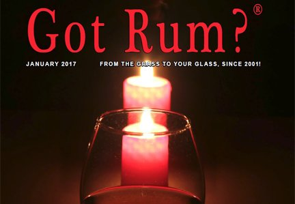 """""""Got Rum?"""" January 2017 Featured Story"""