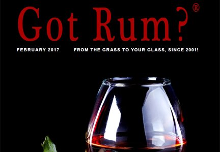 """""""Got Rum?"""" February 2017 Featured Story"""