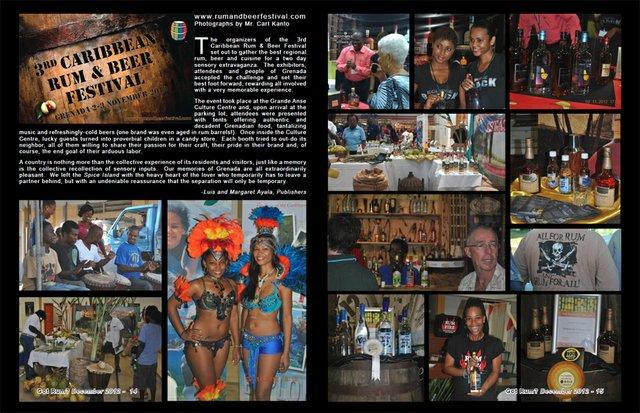 3rd Annual Caribbean Rum & Beer Festival in Grenada