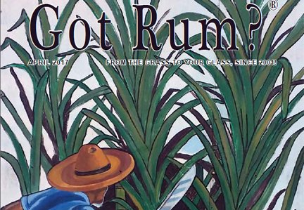 """Got Rum?"" April 2017 Featured Story"