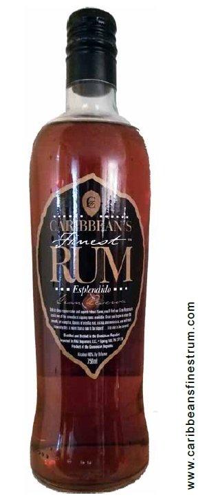 Caribbeans Finest Gran Reserva Rum