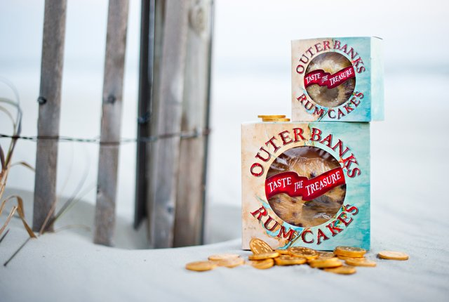 Outer Banks Rum Cake