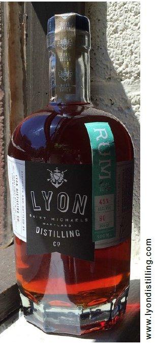 Lyon Dark Rum