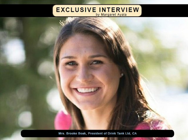 Exclusive Interview with Brooke Boak