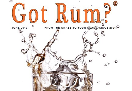"""Got Rum?"" June 2017 Featured Story"