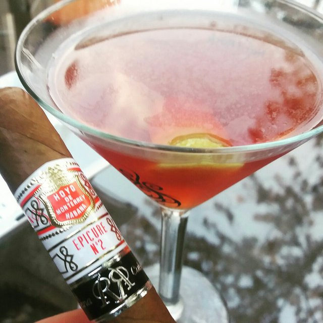 June 2017 Cigar and Rum Pairing