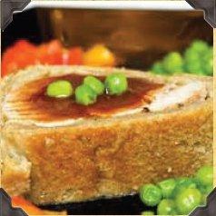 Rum Pork Tenderloin