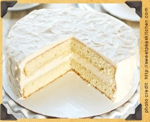 Spirited Layered Cake