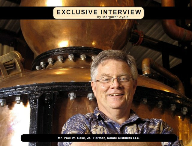 Paul Case Interview July 2017