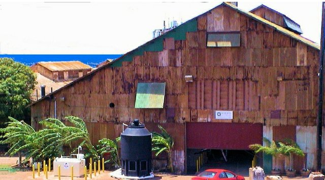 Kolani Distillers Facility in Maui