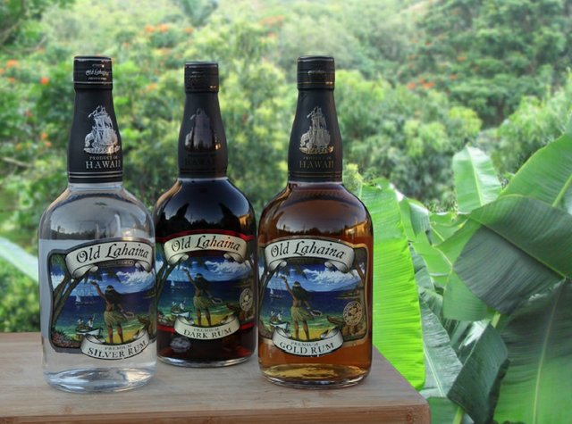 Kolani Distillers Rum Products