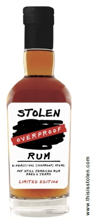 Stolen Overproof Rum