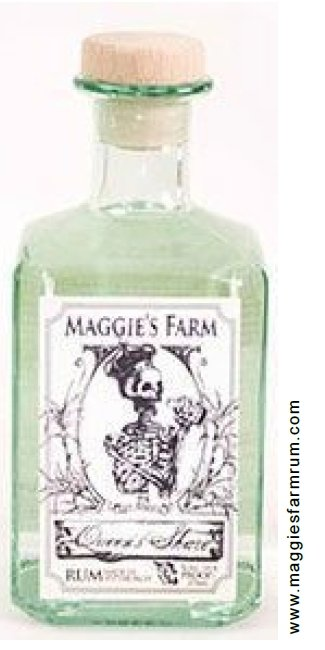 Maggies Farm Queens Share Unaged Rum