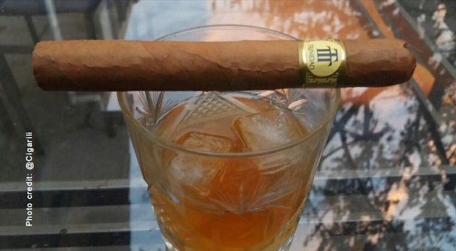 August 2017 Cigar and Rum Pairing