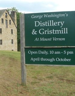 George Washington's Distillery
