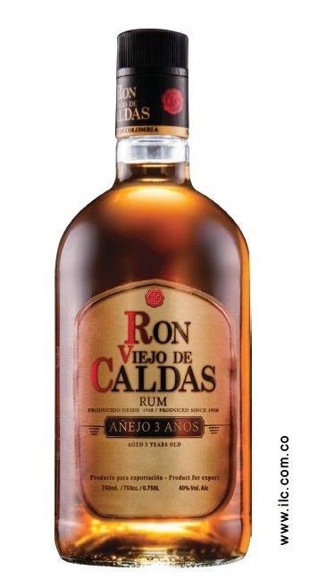 Ron Viejo de Caldas 2 Años Rum Review