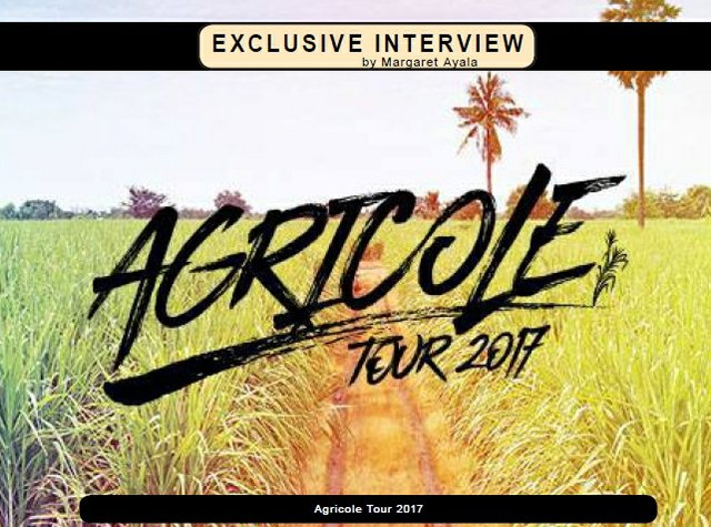 Exclusive Interview with Benoit Bail on the Agrocile Tour 2017