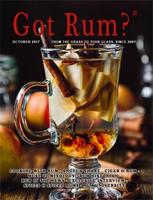 """Got Rum?"" October 2017 Thumbnail"