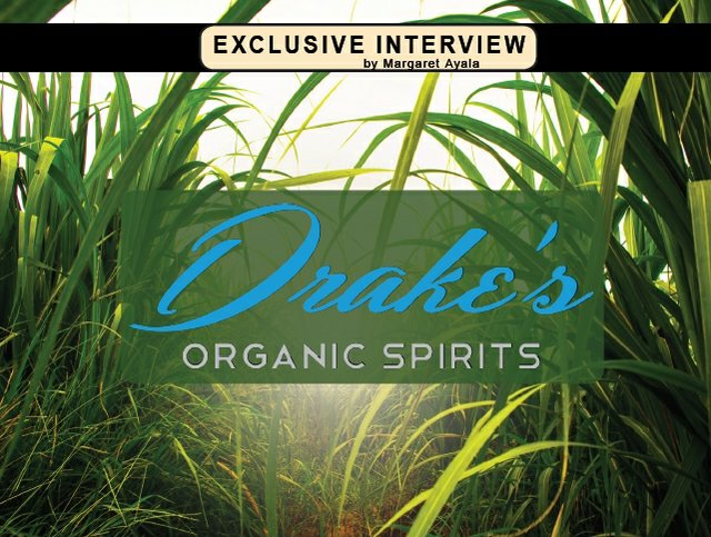 Exclusive Interview with mark Anderson of Drakes Organic Spirits