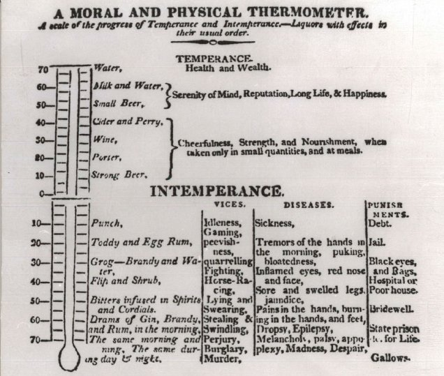 A Moral and Physical Thermometer