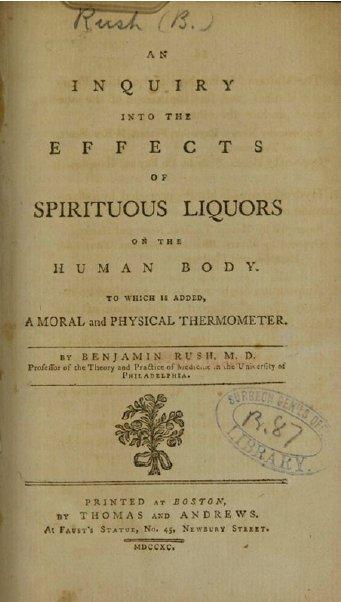 Spirituous Liquors