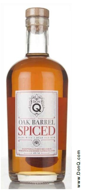 DonQ Barrel Spiced Rum