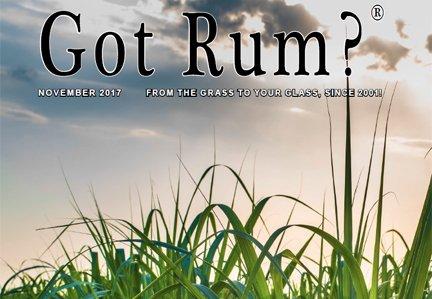 """Got Rum?"" November 2017 Featured Story"