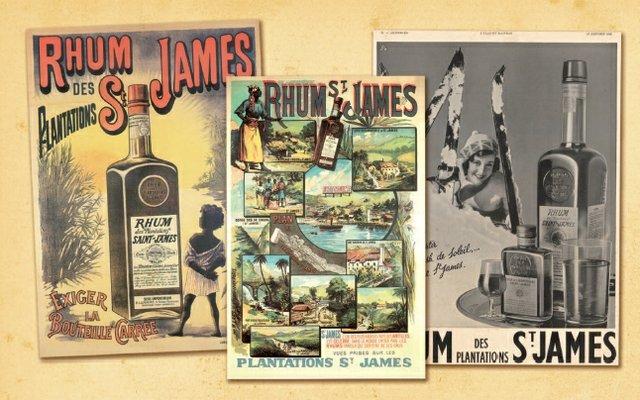 Saint James Posters