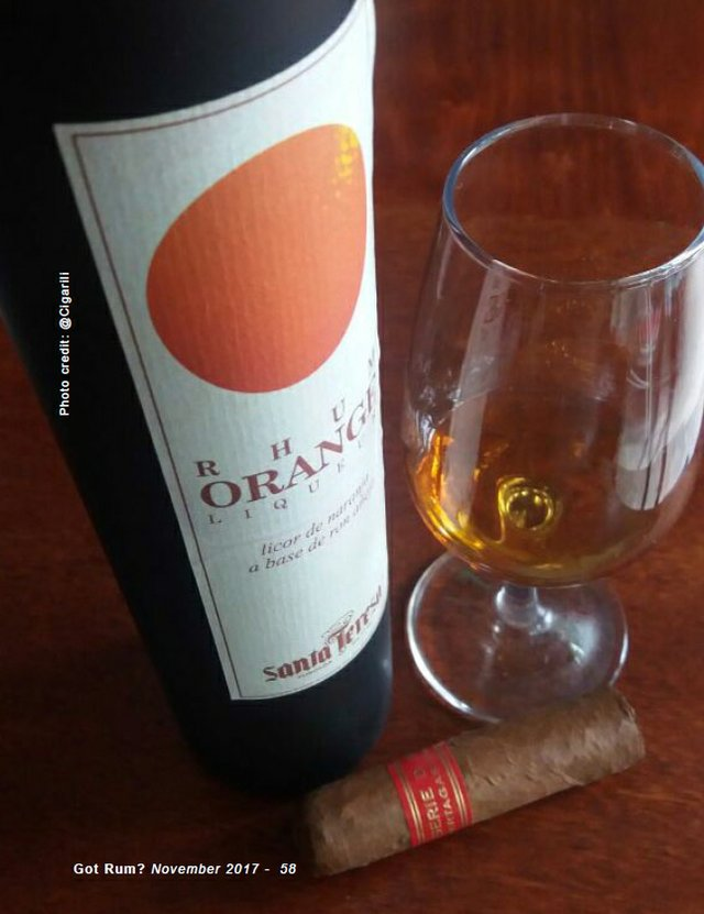 November 2017 Cigar and Rum Pairing