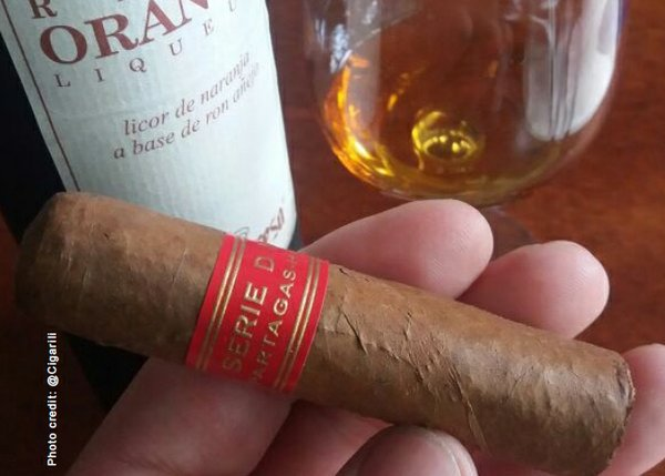 Cigar and Rum Pairing for November 2017