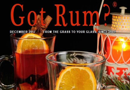"""Got Rum?"" December 2017 Featured Story"