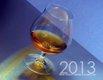 """""""Got Rum?"""" 2013 Monthly Calendar"""