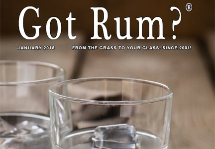 """Got Rum?"" January 2018 Featured Story"
