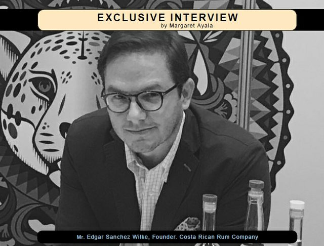 Exclusive Interview with Edgar Sanchez Wilke